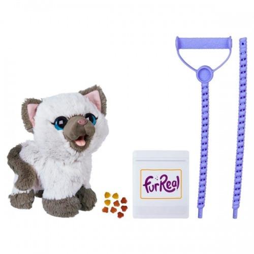 FurReal Friends Забавный котенок Бишкек и Ош купить в магазине игрушек LEMUR.KG доставка по всему Кыргызстану