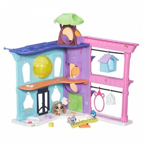 Игровой набор Littlest Pet Shop 'Зоомагазин' Бишкек и Ош купить в магазине игрушек LEMUR.KG доставка по всему Кыргызстану