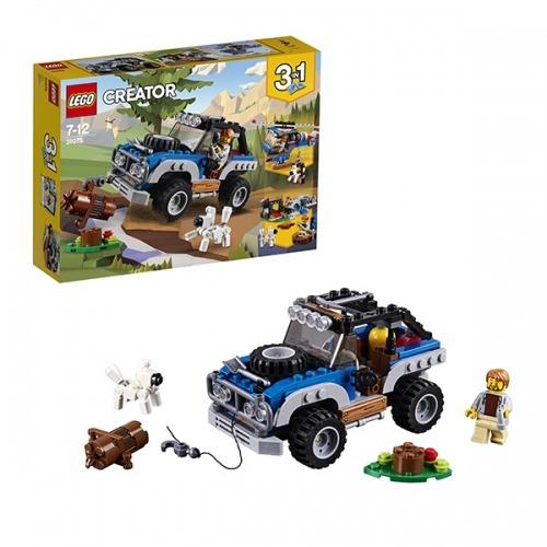LEGO: Приключения в глуши Бишкек и Ош купить в магазине игрушек LEMUR.KG доставка по всему Кыргызстану