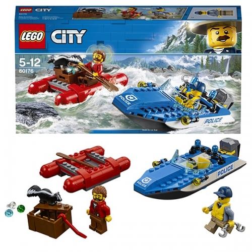LEGO: Погоня по горной реке Бишкек и Ош купить в магазине игрушек LEMUR.KG доставка по всему Кыргызстану