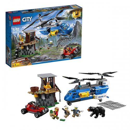 LEGO: Погоня в горах Бишкек и Ош купить в магазине игрушек LEMUR.KG доставка по всему Кыргызстану