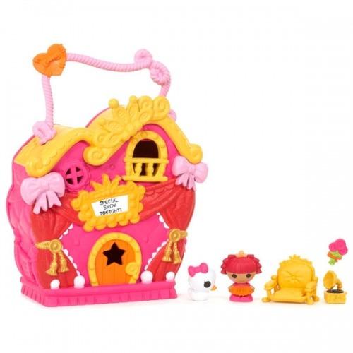 Игровой набор Домик принцессы с малюткой Lalaloopsy Бишкек и Ош купить в магазине игрушек LEMUR.KG доставка по всему Кыргызстану