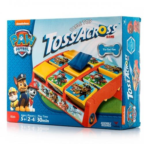 Игра Spinmaster крестики нолики Щенячий Патруль Бишкек и Ош купить в магазине игрушек LEMUR.KG доставка по всему Кыргызстану