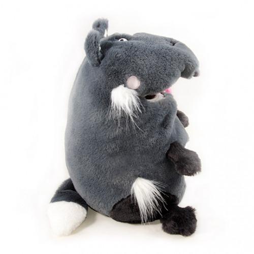 Мягкая игрушка Кармашки Волк Бишкек и Ош купить в магазине игрушек LEMUR.KG доставка по всему Кыргызстану