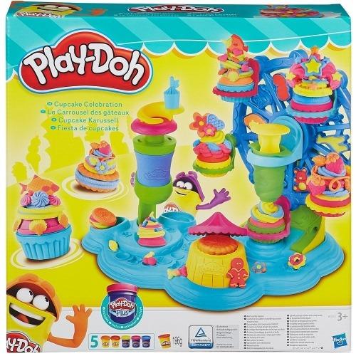 Игровой Play-Doh 'Карнавал сладостей' Бишкек и Ош купить в магазине игрушек LEMUR.KG доставка по всему Кыргызстану