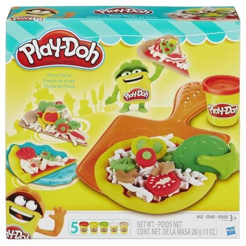 Игровой Play-Doh 'Пицца' Бишкек и Ош купить в магазине игрушек LEMUR.KG доставка по всему Кыргызстану