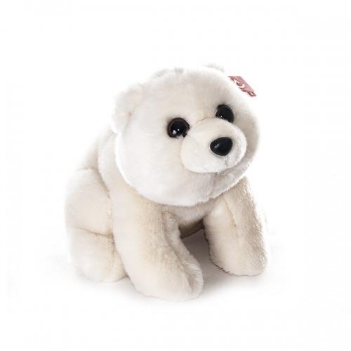 Мягкая игрушка Aurora Полярный Мишка 40 см Бишкек и Ош купить в магазине игрушек LEMUR.KG доставка по всему Кыргызстану