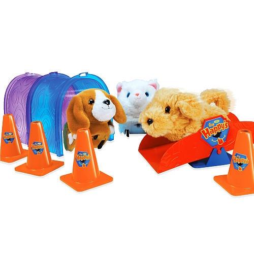 Полоса препятствий (аксессуар) для ловкости игрушек Happy's Бишкек и Ош купить в магазине игрушек LEMUR.KG доставка по всему Кыргызстану
