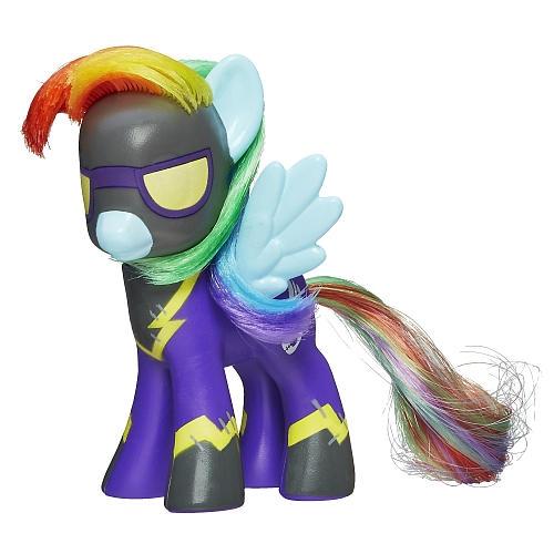 Рейнбоу Дэш My Little Pony 'Светящаяся в темноте' Бишкек и Ош купить в магазине игрушек LEMUR.KG доставка по всему Кыргызстану