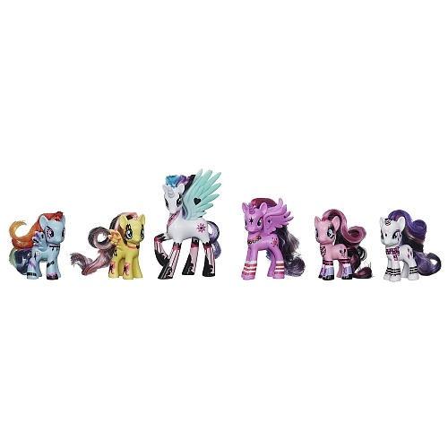 Коллекционный игровой My Little Pony из серии 'Понимания' Бишкек и Ош купить в магазине игрушек LEMUR.KG доставка по всему Кыргызстану