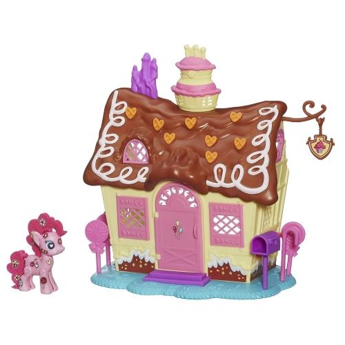 Игровой My Little Pony 'Пряничный домик' Бишкек и Ош купить в магазине игрушек LEMUR.KG доставка по всему Кыргызстану