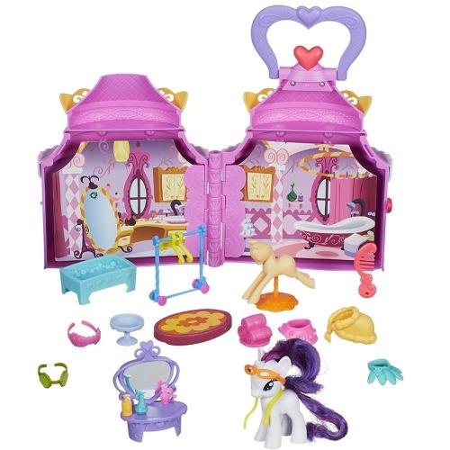 Игровой 'Бутик Рарити' My Little Pony Бишкек и Ош купить в магазине игрушек LEMUR.KG доставка по всему Кыргызстану