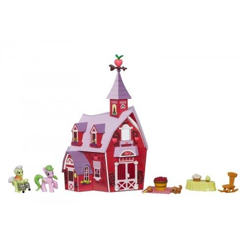 Коллекционный игровой 'Понивиль' My Little Pony Бишкек и Ош купить в магазине игрушек LEMUR.KG доставка по всему Кыргызстану