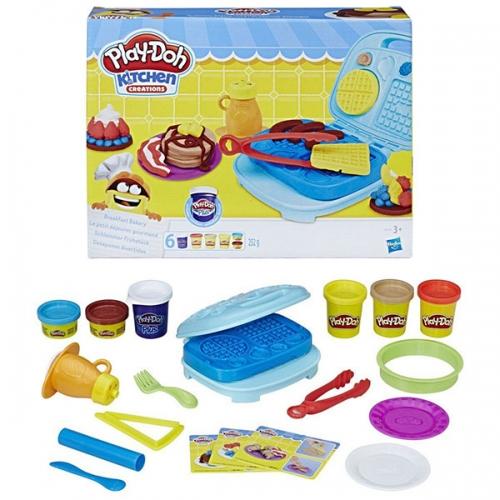 Игровой набор Play-Doh 'Сладкий завтрак' Бишкек и Ош купить в магазине игрушек LEMUR.KG доставка по всему Кыргызстану