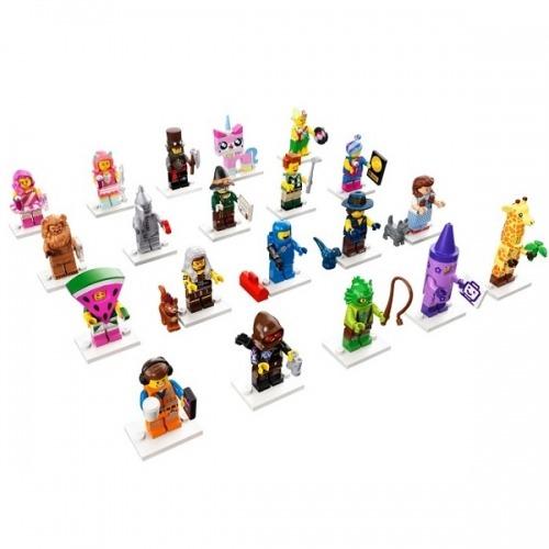 Игрушка Минифигурки LEGO® The LEGO Movie 2 Бишкек и Ош купить в магазине игрушек LEMUR.KG доставка по всему Кыргызстану