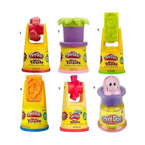 Игровой набор Play-Doh 'Мини инструменты' Бишкек и Ош купить в магазине игрушек LEMUR.KG доставка по всему Кыргызстану