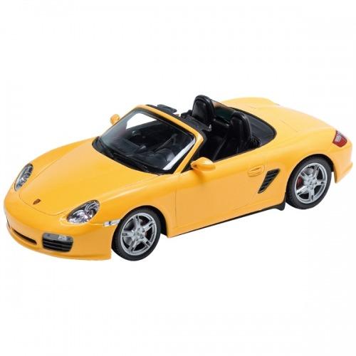 Welly модель машины 1:24 Porsche Boxster S, convertible Бишкек и Ош купить в магазине игрушек LEMUR.KG доставка по всему Кыргызстану