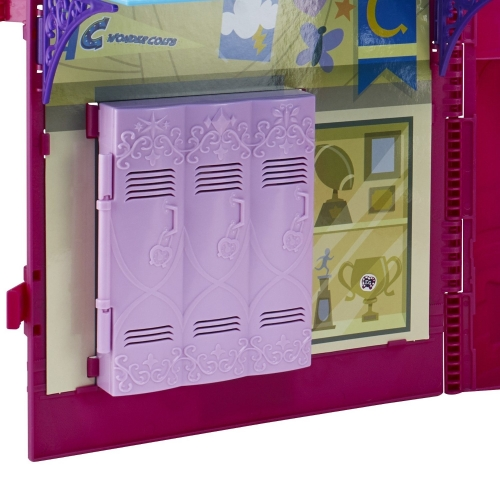 My Little Pony 'Школа Кантерлот' (свет, звук) Бишкек и Ош купить в магазине игрушек LEMUR.KG доставка по всему Кыргызстану