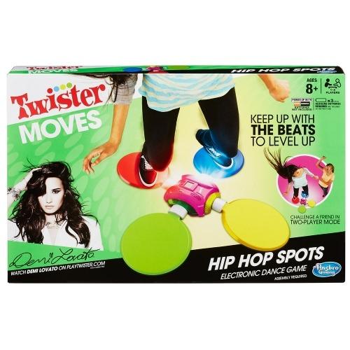 Игра Твистер 'Школа Танцев' Хип-Хоп Бишкек и Ош купить в магазине игрушек LEMUR.KG доставка по всему Кыргызстану
