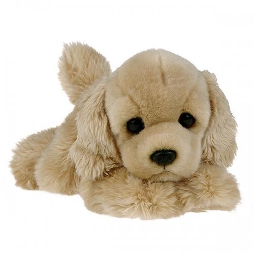 Мягкая игрушка Aurora Бордер Кокер-спаниель щенок 22 см Бишкек и Ош купить в магазине игрушек LEMUR.KG доставка по всему Кыргызстану