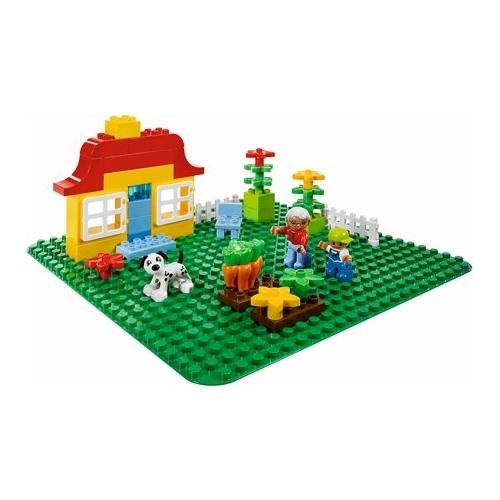 LEGO: Строительная пластина (38х38) Бишкек и Ош купить в магазине игрушек LEMUR.KG доставка по всему Кыргызстану