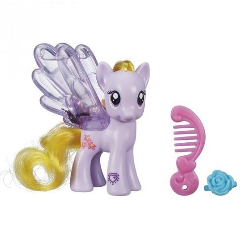 Игровой My Little Pony из серии 'Пони с блестками' Лили Блоссом Бишкек и Ош купить в магазине игрушек LEMUR.KG доставка по всему Кыргызстану