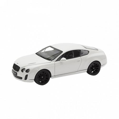 Welly модель машины 1:34-39 Bentley Continental Supersports Бишкек и Ош купить в магазине игрушек LEMUR.KG доставка по всему Кыргызстану