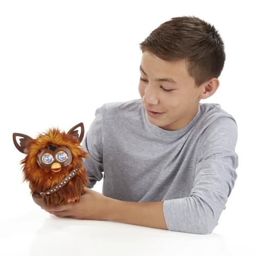 Интерактивная игрушка Фёрби Фурбакка 'Звездные войны' Бишкек и Ош купить в магазине игрушек LEMUR.KG доставка по всему Кыргызстану