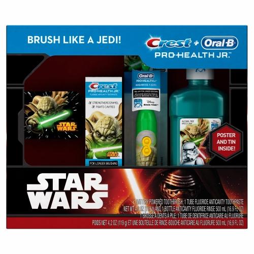 Подарочный Oral-B + Crest 'Star Wars' Бишкек и Ош купить в магазине игрушек LEMUR.KG доставка по всему Кыргызстану