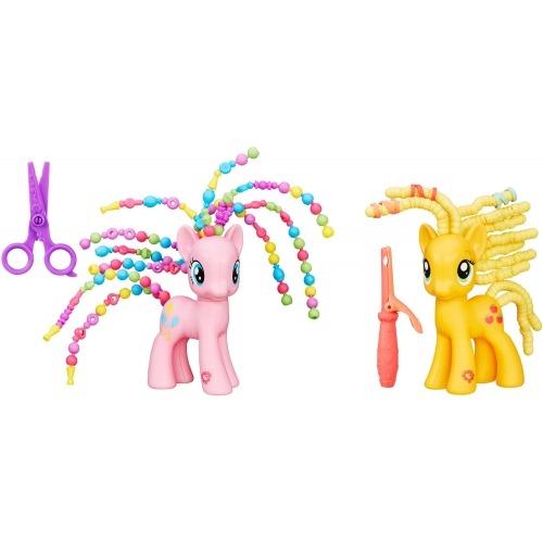 Игровой My Little Pony Пони с разными прическами Бишкек и Ош купить в магазине игрушек LEMUR.KG доставка по всему Кыргызстану