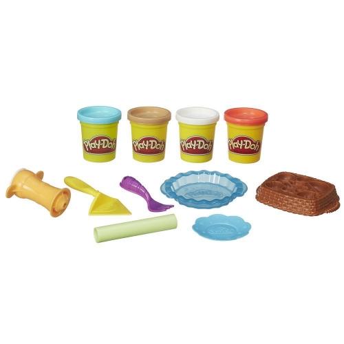 Игровой Play-Doh 'Ягодные тарталетки' Бишкек и Ош купить в магазине игрушек LEMUR.KG доставка по всему Кыргызстану