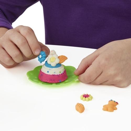 Игровой Play-Doh 'Сладкая вечеринка' Бишкек и Ош купить в магазине игрушек LEMUR.KG доставка по всему Кыргызстану