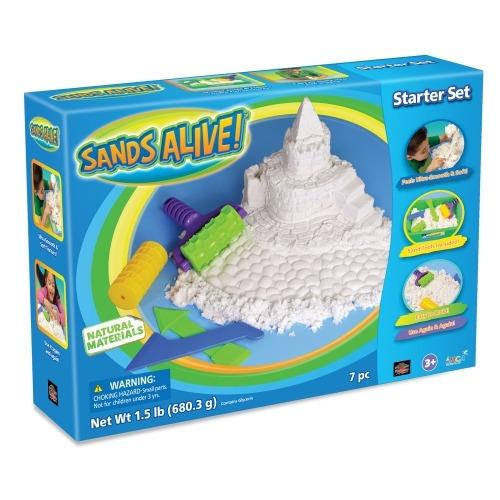 Основной для творчества Sands Alive ( вес - 675 гр.) Бишкек и Ош купить в магазине игрушек LEMUR.KG доставка по всему Кыргызстану