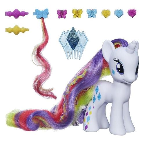 My Little Pony Пони-модница 'Делюкс' Рарити Бишкек и Ош купить в магазине игрушек LEMUR.KG доставка по всему Кыргызстану