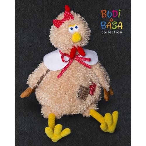 Мягкая игрушка 'Курочка Тутта' Бишкек и Ош купить в магазине игрушек LEMUR.KG доставка по всему Кыргызстану