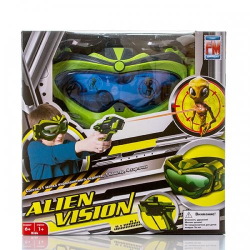 Интерактивная игра 'Инопланетное видение' Бишкек и Ош купить в магазине игрушек LEMUR.KG доставка по всему Кыргызстану