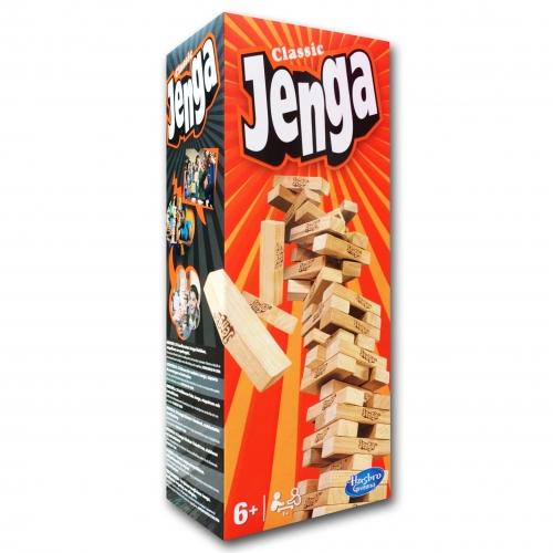 Настольная игра 'Дженга' Бишкек и Ош купить в магазине игрушек LEMUR.KG доставка по всему Кыргызстану