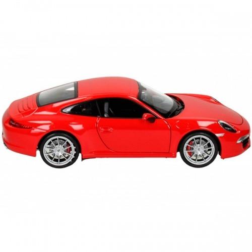 Welly модель машины 1:24 Porsche 911 (991) Бишкек и Ош купить в магазине игрушек LEMUR.KG доставка по всему Кыргызстану