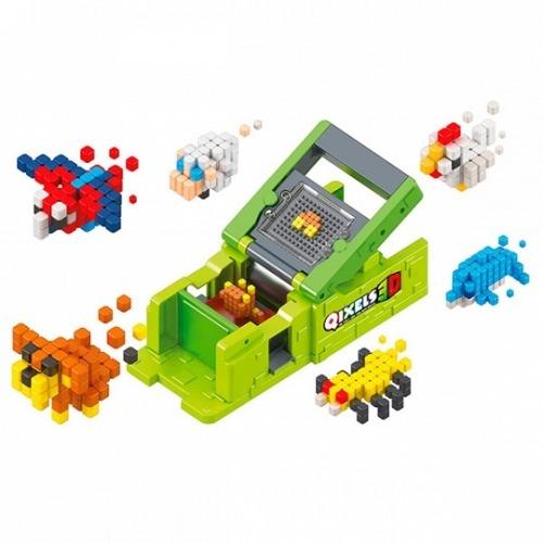 Qixels 3D Машинка для создания 3D фигурок '3D Принтер' Бишкек и Ош купить в магазине игрушек LEMUR.KG доставка по всему Кыргызстану
