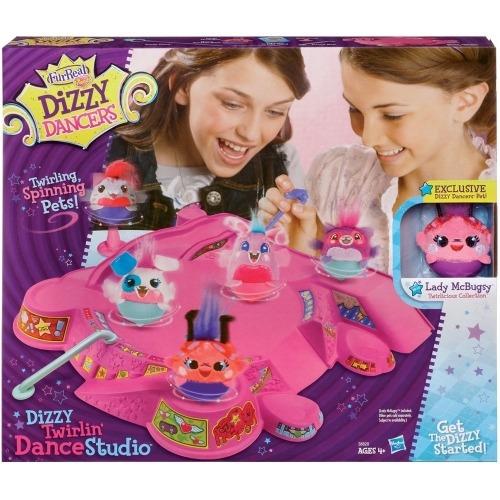 Танцевальная студия FurReal Friends 'Диззи Дэнсерс' Бишкек и Ош купить в магазине игрушек LEMUR.KG доставка по всему Кыргызстану