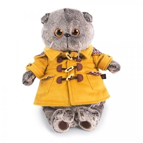 Мягкая игрушка Кот Басик в дафлкоте Бишкек и Ош купить в магазине игрушек LEMUR.KG доставка по всему Кыргызстану