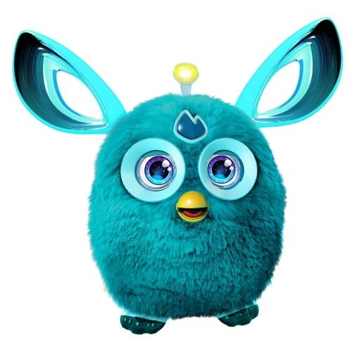 Интерактивная игрушка Фёрби Коннект (бирюзовый) на русском языке Бишкек и Ош купить в магазине игрушек LEMUR.KG доставка по всему Кыргызстану