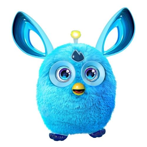Интерактивная игрушка Фёрби Коннект (голубой) Бишкек и Ош купить в магазине игрушек LEMUR.KG доставка по всему Кыргызстану