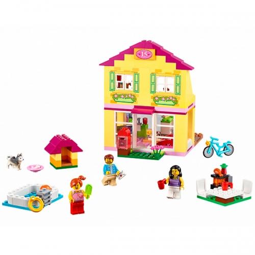 LEGO: Семейный домик Бишкек и Ош купить в магазине игрушек LEMUR.KG доставка по всему Кыргызстану