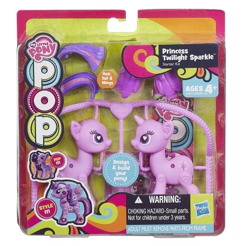 Игровой My Little Pony Твайлайт Спаркл из серии 'Создай свою пони' Бишкек и Ош купить в магазине игрушек LEMUR.KG доставка по всему Кыргызстану