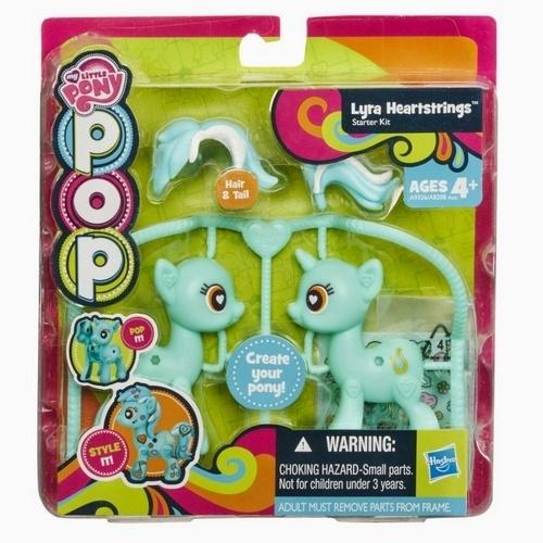 Игровой My Little Pony Лира Хартстрингс из серии 'Создай свою пони' Бишкек и Ош купить в магазине игрушек LEMUR.KG доставка по всему Кыргызстану