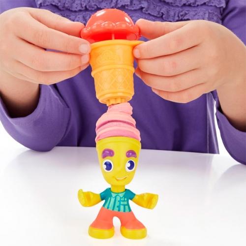 """Набор Play-Doh Город """"Грузовичок с мороженым"""" - код 2468"""