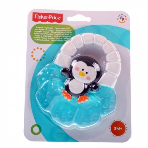 Прорезыватель Fisher-Price 'Пингвин' Бишкек и Ош купить в магазине игрушек LEMUR.KG доставка по всему Кыргызстану