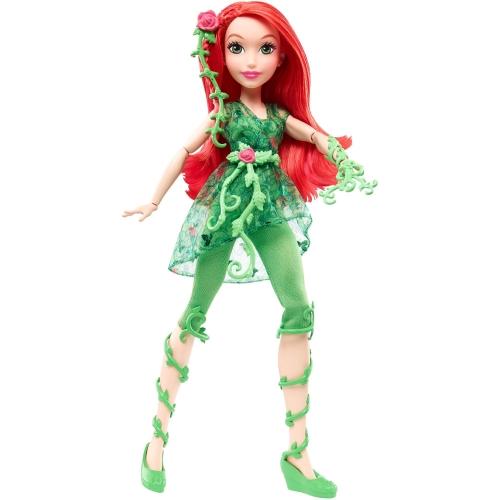 Кукла 'Супергероини' Ядовитый Плющ, 30 см Бишкек и Ош купить в магазине игрушек LEMUR.KG доставка по всему Кыргызстану