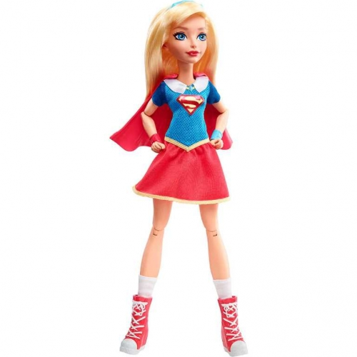 Кукла 'Супергероини' Супергёрл, 30 см Бишкек и Ош купить в магазине игрушек LEMUR.KG доставка по всему Кыргызстану